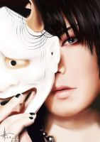 Good and Evil are but two faces of the same coin by SugarContent