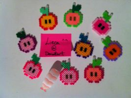 Attack of the Killer Apples by Lieca