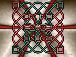 The Gordian Knot by xraynet