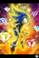 Super Sonic by Pdubbsquared