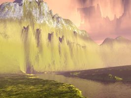 Terragen - This world by powerswithin