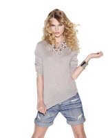 Taylor Swift PNG by spaceboound