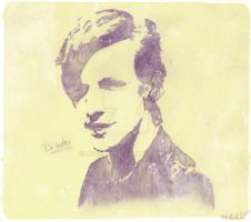 Matt Smith by asuza68