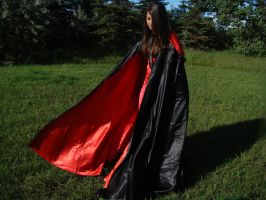 Satin Cape 16 by Aftrbrnr