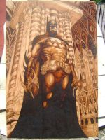 batman gothic finished by burninginkworks