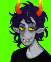 gamzee without makeup by valeapple79
