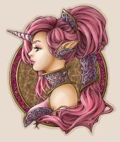 Iridae Nouveau - my colors by SilverSinger