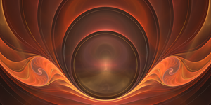 Redstone - Fractal Art by CMWVisualArts