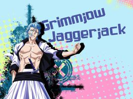 Grimmjow wallpaper by i-m-d-night
