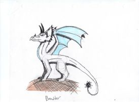 Boulder (old) dragon adopt (open) by XTwilight-SerenityX