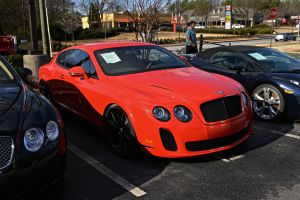 bentley Continental GT Supersport by Hcitron