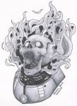 Atomic Skull [GreyS] by Empty-Brooke