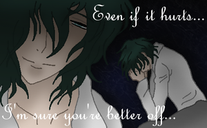Even If It Hurts by albertxlailaxx
