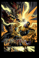 Thor - Infinity 6 by Hitotsumami