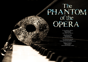 The Phantom of The Opera by BladeRider