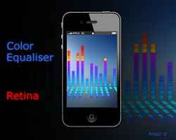 Color Equaliser i4 Wall by biggzyn80
