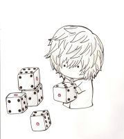 Near and Dices. by Chawan-Chan