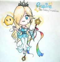 Rosalina, The Galaxy Guardian by Derochi