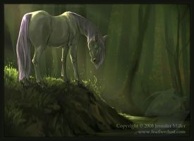 Deepwoods Dust Motes by Nambroth