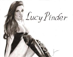 Lucy Pinder by JairoxD