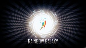 Rainbow Galaxy by DJ-AppleJ-Sound