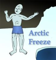 Arctic Freeze. by neromike