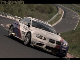 BMW M3 GTR by RS--Design