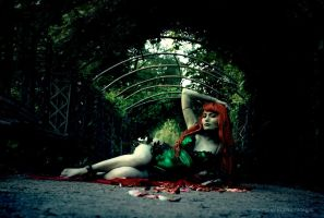 Poison Ivy 1 by Lessnaya
