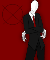 Slenderman by Rayne2