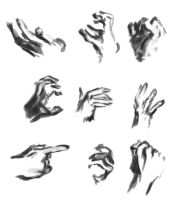 Handsketches05 by Quad0