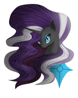 Nightmare Rarity - Beautiful Nightmare by Balleman