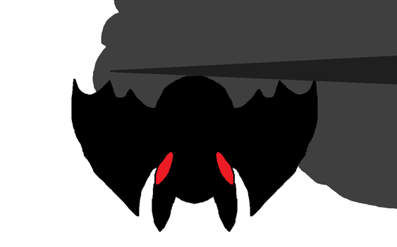 Mixels: Vampsquito stare to your souls by DarkTidalWave