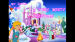 My Little Pony A Very Minty Christmas G4 DVD cover by SuperSpaceGirlTV