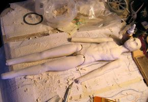 WIP Gamma BJD 05 by batchix