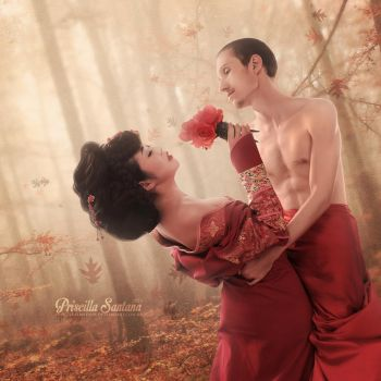 Dance of Love by Pristy
