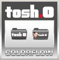 Colorflow Tosh.0 Folders by TMacAG