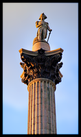 Nelson's Column by 1---ROB---1