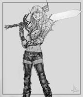 Magik Paper by SuperDuty455