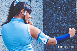 Korra- I got 99 problems but you won't be one by ShiVoodoo