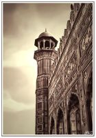 The Call : Badshahi Mosque by ahmedwkhan