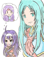 FE:Nephenee,Mia, and Illyana by Pyrapurcell