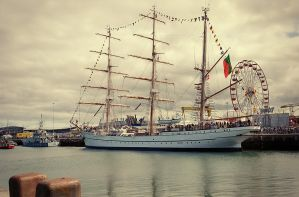 Tall Ship 2009 II by Gerard1972