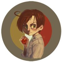 Romano Button by Spikie