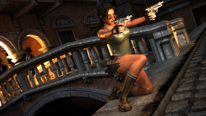 Tomb Raider II - Venice by James--C
