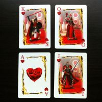 Kingdoms of Erden Fantasy Playing cards by Creed223002