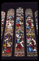 Norwich Stained Glass I by sehnsucht666