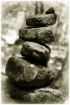 Stones by bambuse