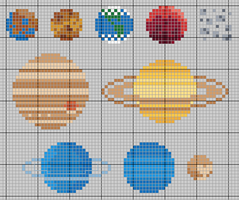Planets by lpanne