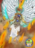 game card illustration 1 by defcon7a