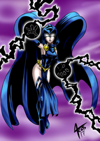 National Superhero Day: Raven by Cynos-Zilla